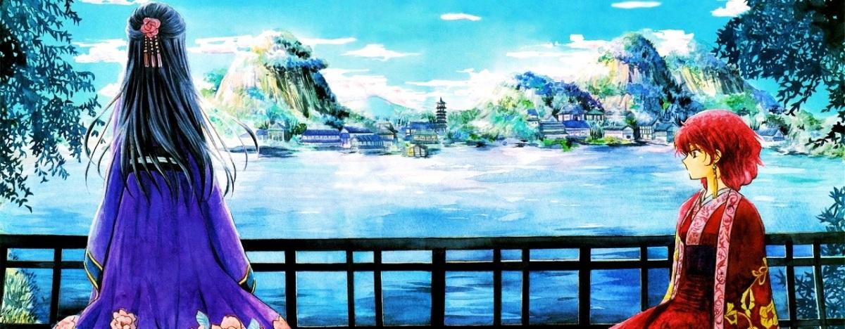 20 curiosidades sobre Akatsuki no Yona